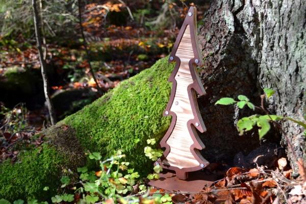 Kleiner Tannenbaum Holz #361