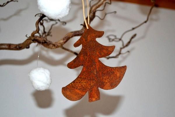 Tannenbaum zum Hängen 15 cm #271