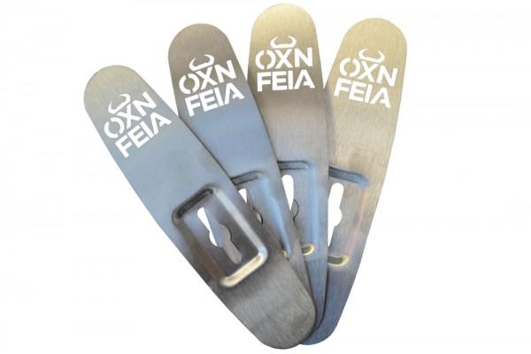 OXNFEIA® Feuerzangen 10 Stueck #433