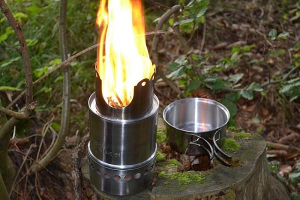 Firepot Typ 140 Outdoor-Ofen