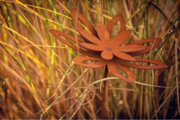 Blume Margerite auf Stab #308