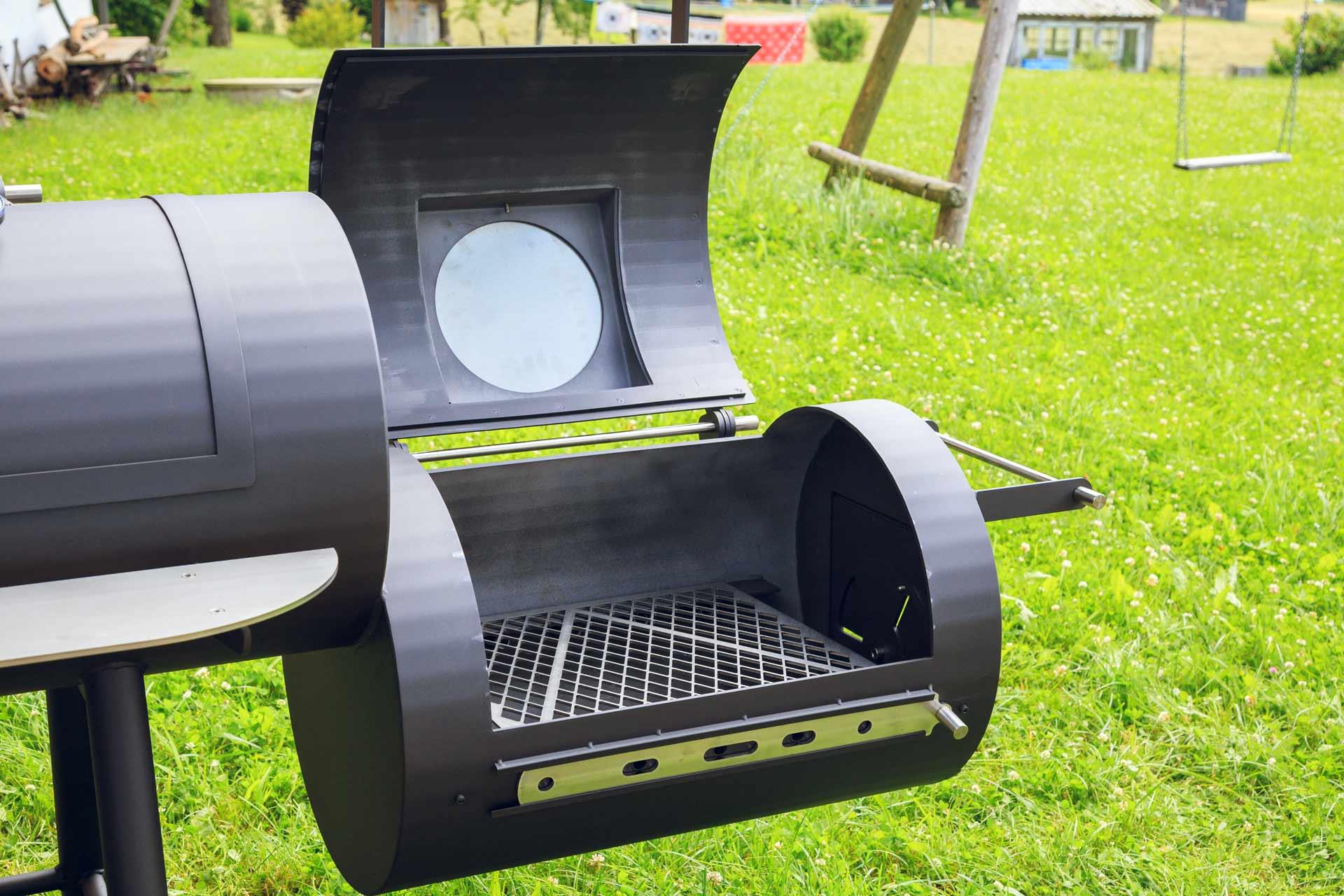smoker-brennkammer